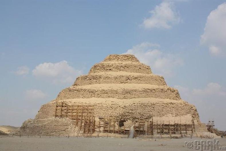 Жосерийн Пирамид, Египт
