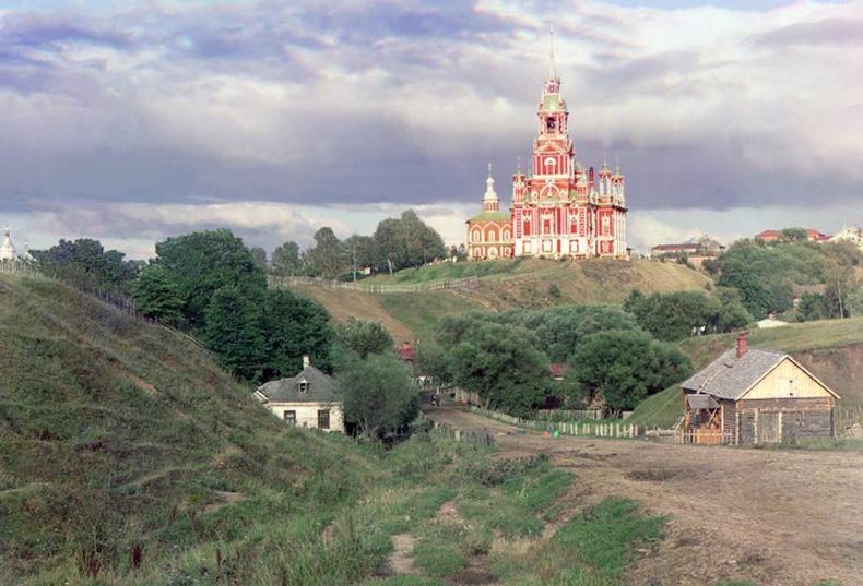 Гэгээн Николайн сүм - 1911 он