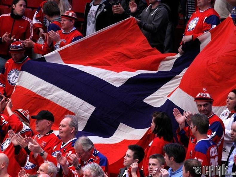 Норвеги  (ДНБ: $74,065)