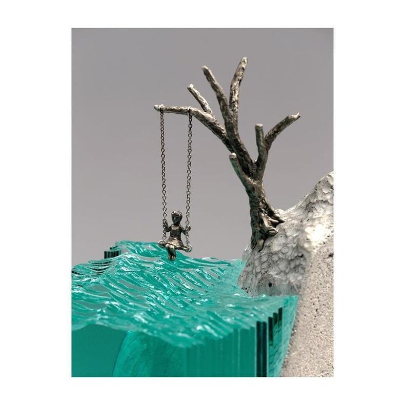 Шинэ Зеландын артист Бен Юнг бүтээл бүрдээ байгаль дэлхийг онцолдог