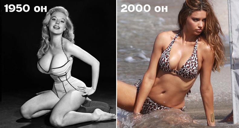 Эмэгтэйчүүд сүүлийн 100 жилд хэрхэн өөрчлөгдсөн бэ?