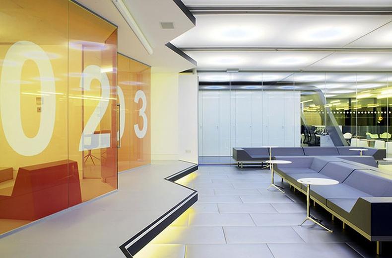 """""""Red Bull""""-ийн шинэ офис"""
