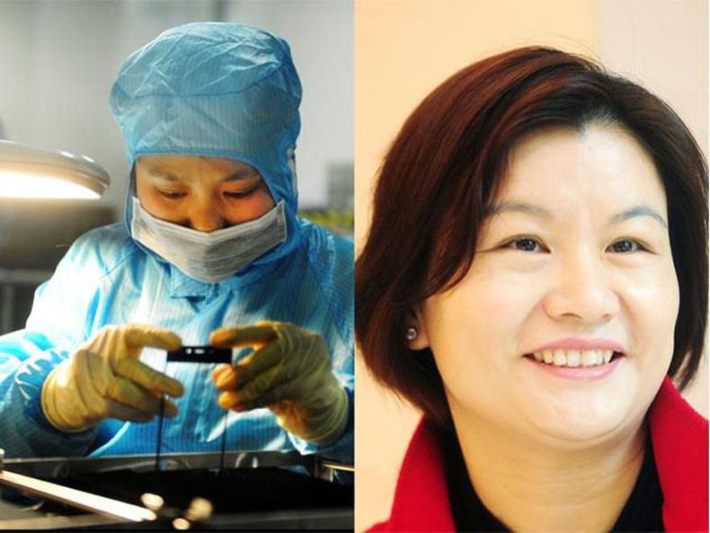 Үйлдвэрийн ажилтнаас тэрбумтан болсон эмэгтэйн түүх