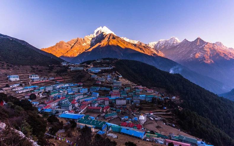 Дэлхийн хамгийн өндөрт орших 7 суурин газар