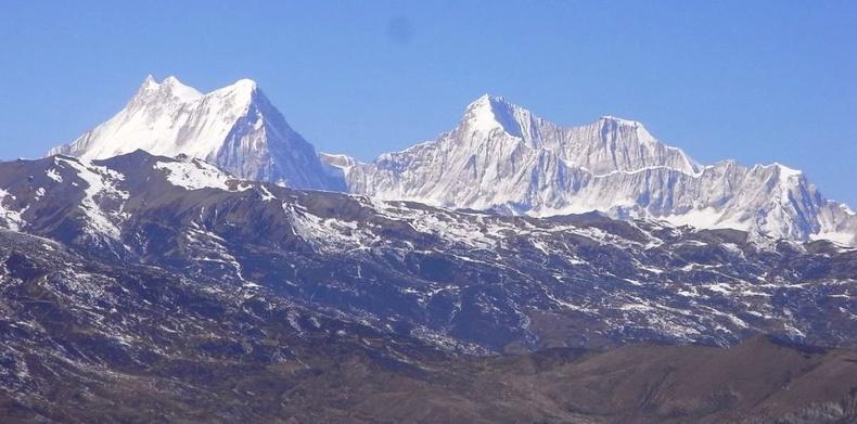 Каржиан (7221 метр)