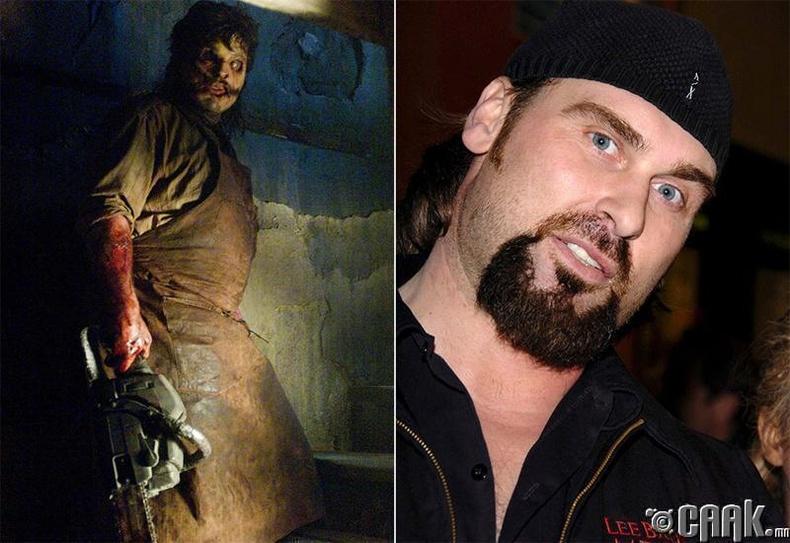 """Texas Chainsaw Massacre: The Beginning"" киноны арьсан нүүрт - Эндрю Бринярски (Andrew Bryniarski)"