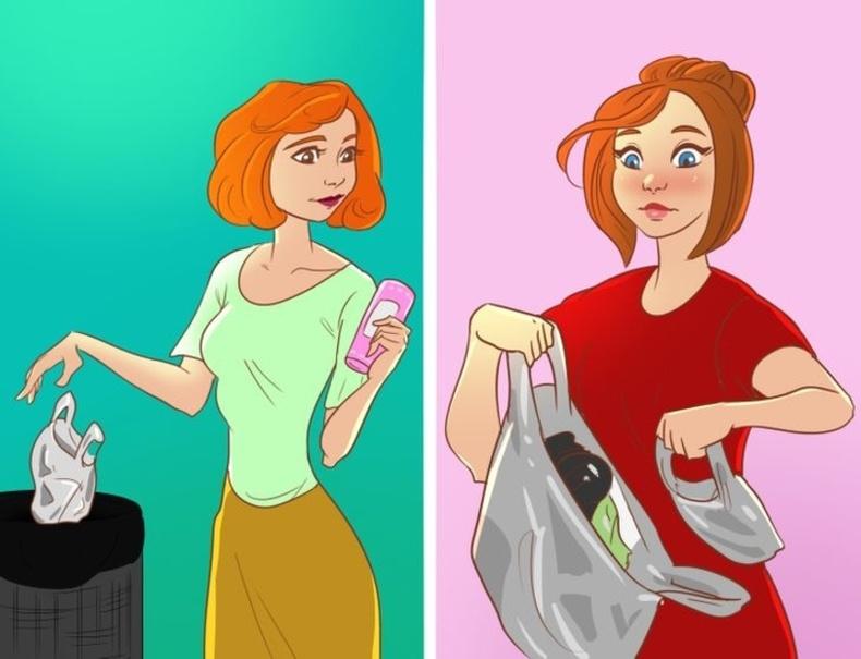 Гялгар уут хаядаг болон уут цуглуулдаг