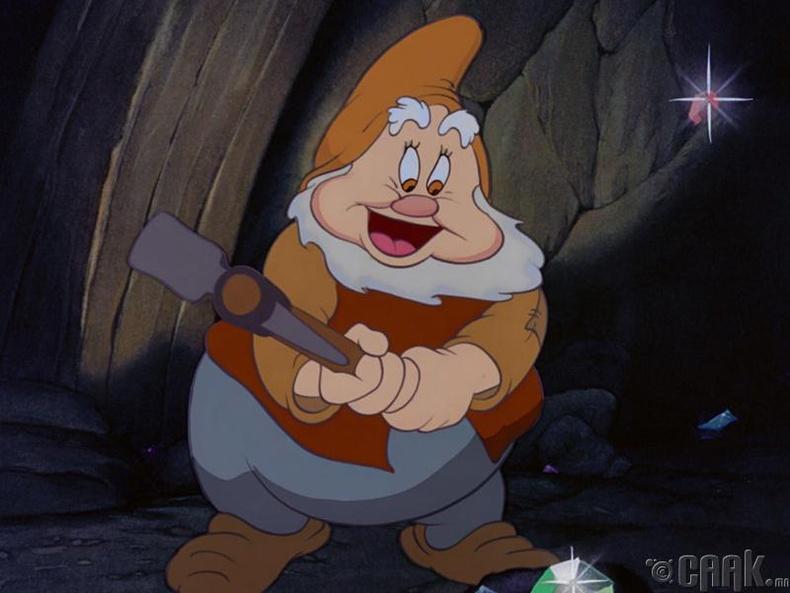 "Аз жаргалтай одой - ""Snow White And The Seven Dwarfs"""