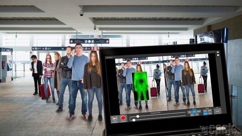 Хэрвээ та тогтмол нислэг  хийдэг бол сканер танд муугаар нөлөөлөх болов уу?
