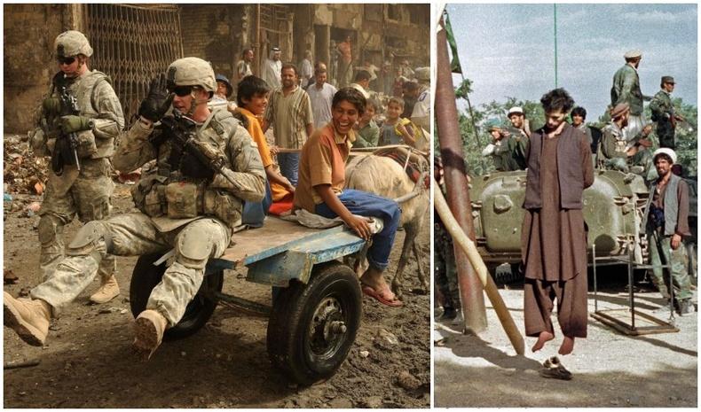 Дайны хөлд сөхөрсөн Иракийн бодит амьдрал...