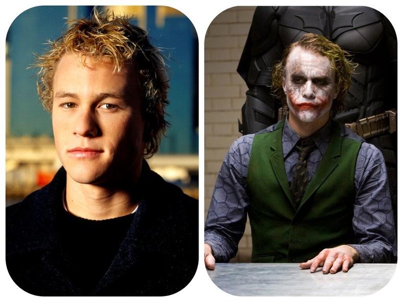 "Хит Лежер ( Heath Ledger) - ""The Dark Knight"""