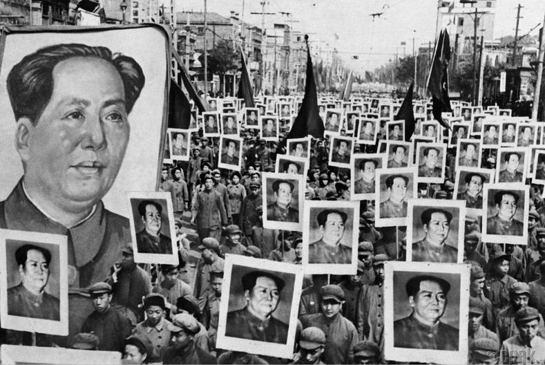 Мао Зедуны дэмжигчид