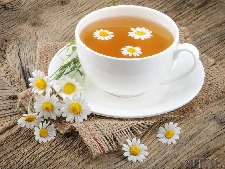 Балжингарма цэцгийн цай