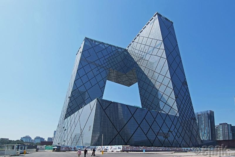 """China Central TV Headquarters"" - 760 сая доллар"