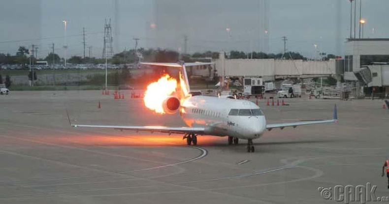 """American Airlines 191"" нисэх онгоцны сүйрэл"