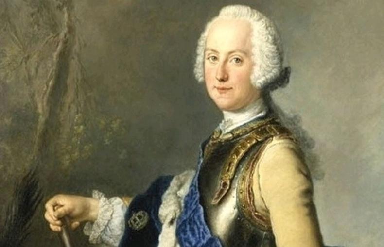Шведийн хаан, Адольф Фредерик - Жигнэмгээс болж үхсэн