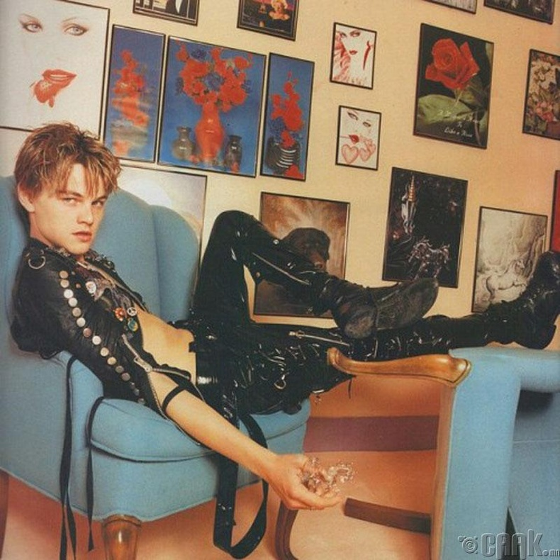 Холливуудын алдарт жүжигчин Леонардо ДиКаприо (Leonardo DiCaprio), 1996 он