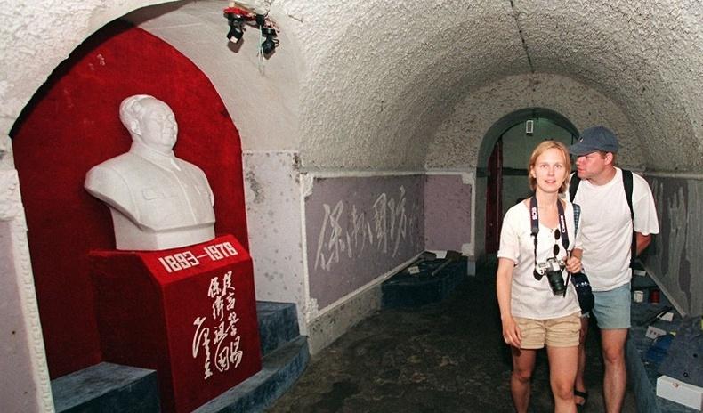 Хятад дахь 1 сая оршин суугчтай газар доорх хотын нууц