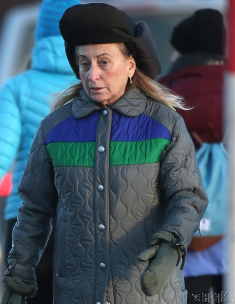 Мучиа Прада (Miuccia Prada), 69