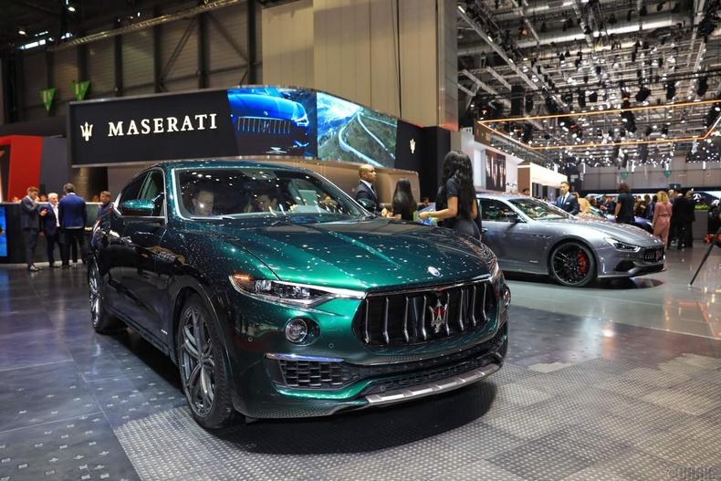 """Maserati"""