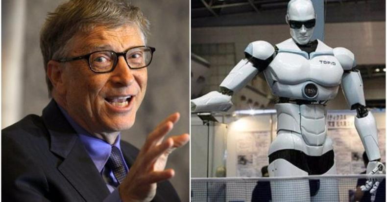 Билл Гейтс: Роботууд удахгүй таны өмнөөс ажил хийдэг болно!