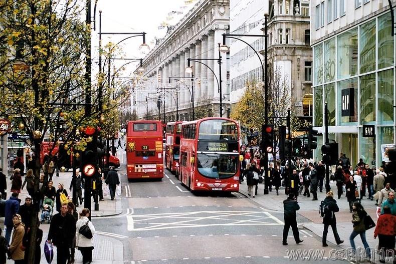 Лондон, Англи улс