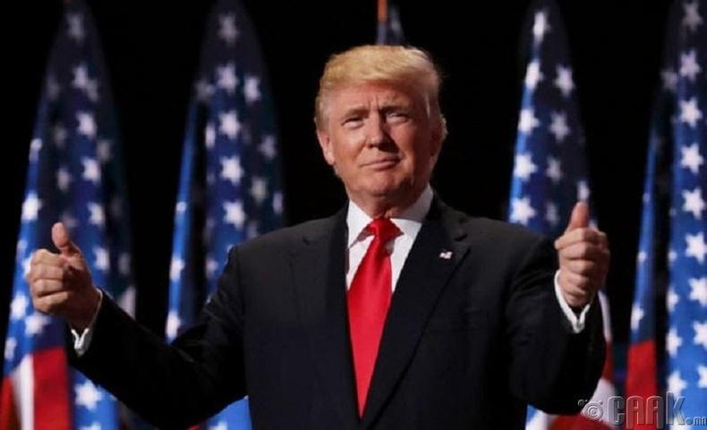 Трампын сонгууль