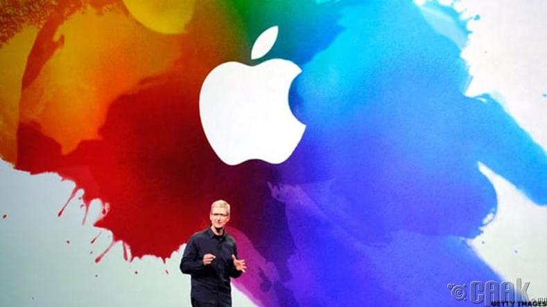 Apple-ийн залгисан компаниуд