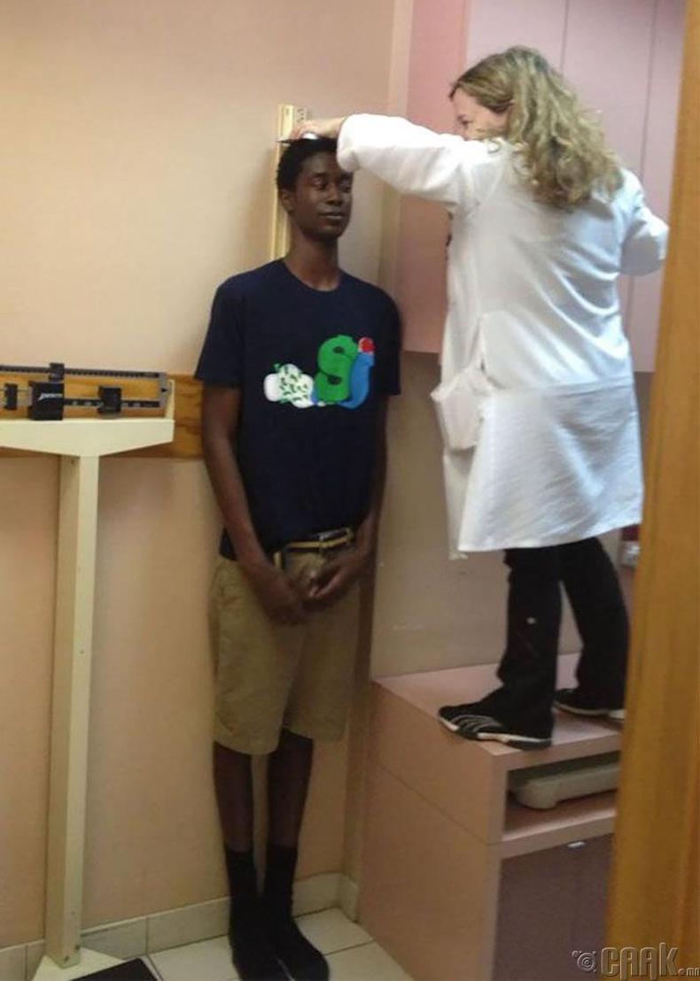 Эмнэлэгт өндөр хэмжиж байгаа нь
