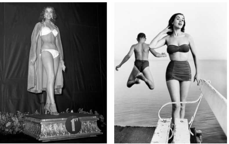 Кикки Хоканссон — «Дэлхийн Мисс» 1951 он