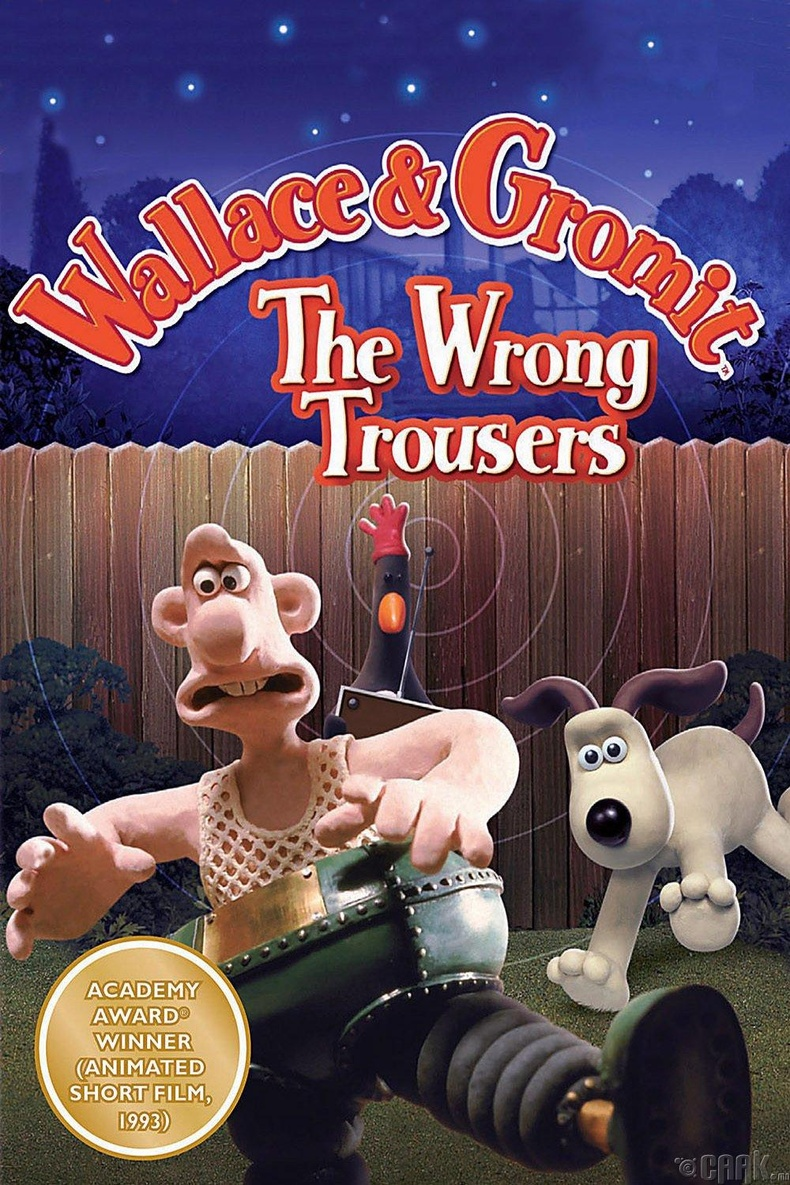"""The Wrong Trousers"" (1993)"