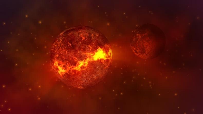 Нар шатаж дуусаад юу болж хувирдаг вэ?