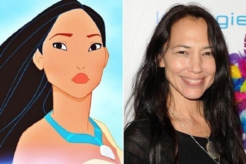 Айрин Бедард - Покахонтас (Pocahontas)
