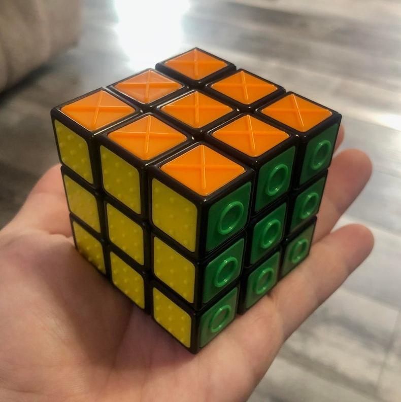 Товруутай рубикийн шоо