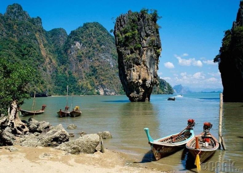 Тайландын Фи Фи арал