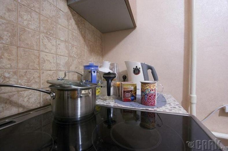 Ердийн үед гал тогооны харагдах байдал