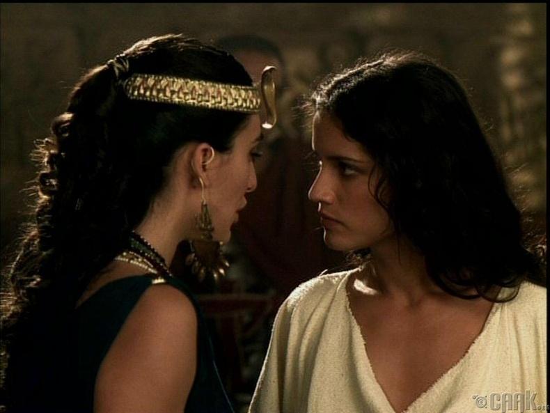 Клеопатра, Арсиноя