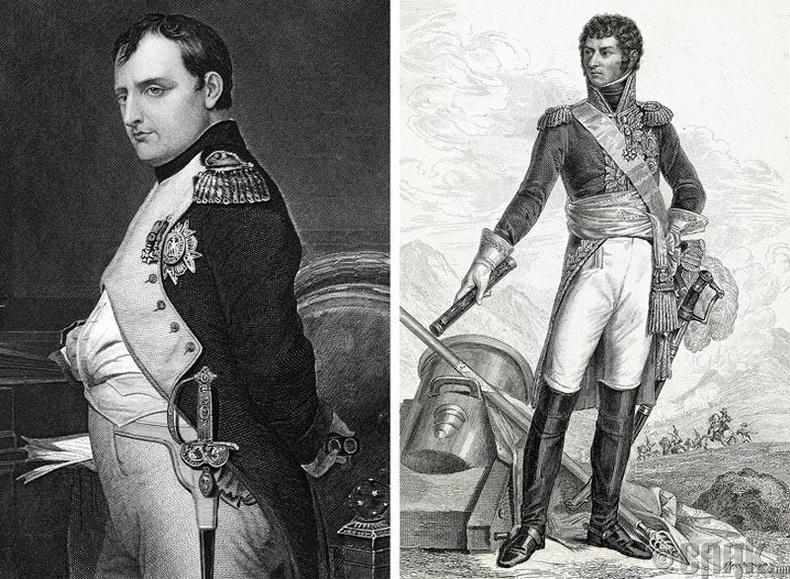 Наполеон Бонапарт болон Шведийн Карл XIV Юхан