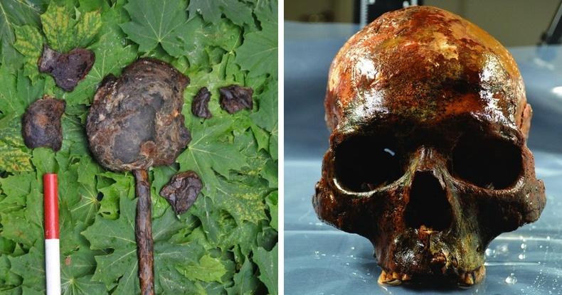 8000 жилийн өмнө Шведэд амьдарч байсан хүний дүр төрхийг сэргээжээ