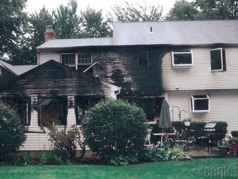 Петигийн гэр бүлийн байшин