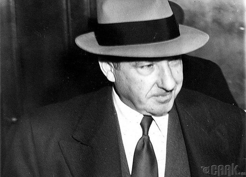 Фрэнк Костелло (1891-1973)