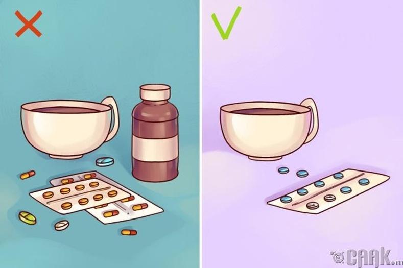 Парацетамол элгийг өвчлүүлдэг