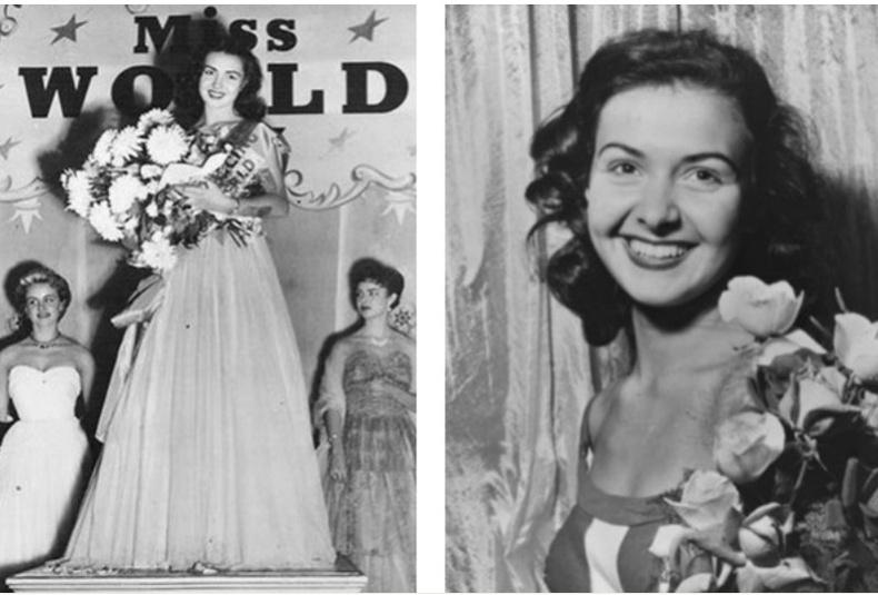 Дениз Перье — «Дэлхийн Мисс» 1953 он