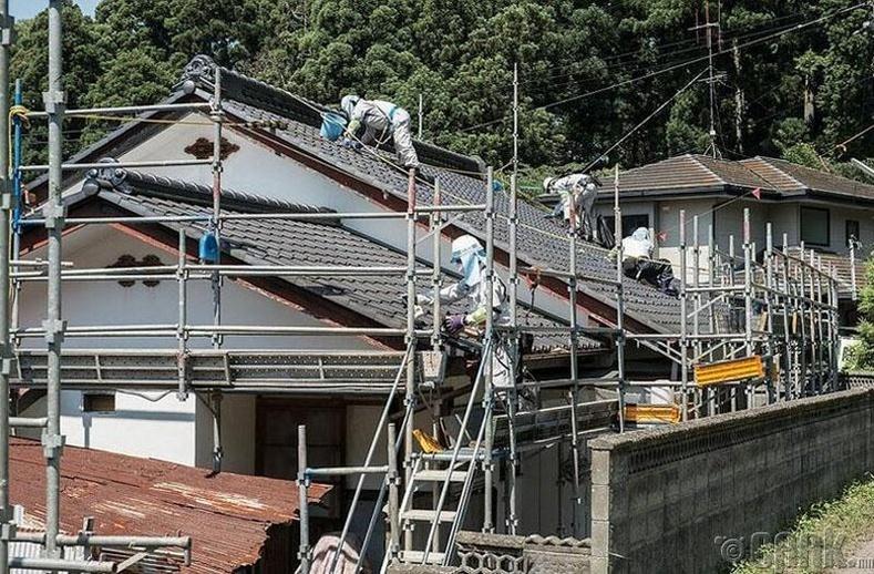 Хаягдсан байшингуудыг хорт цацрагаас салгахаар 20 мянган хүн ажиллаж байна.