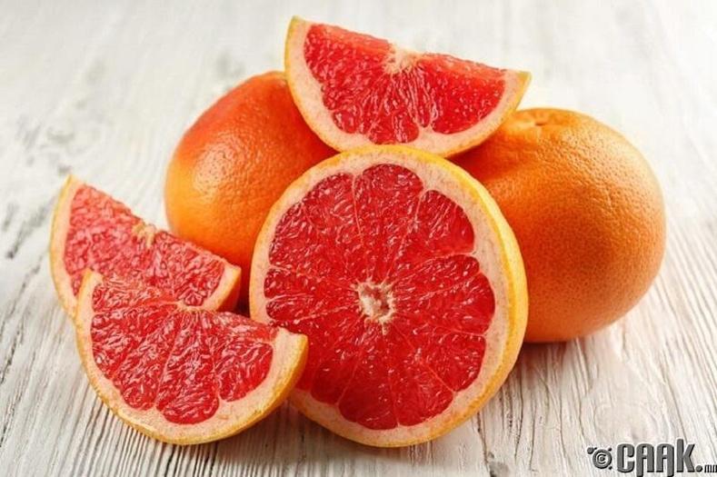 Бэрсүүт жүржний хальсыг холестерол бууруулахад ашиглах