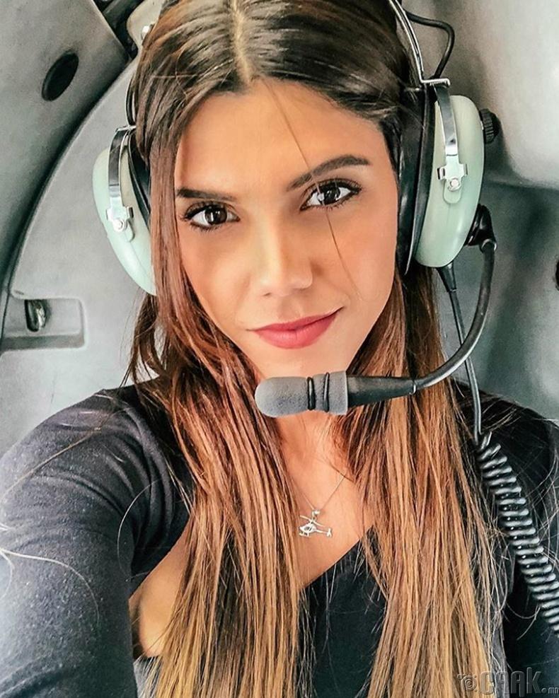 Луана Торрес (Luana Torres), Бразил