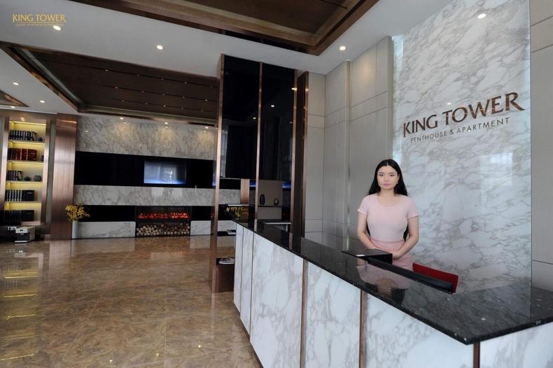 King Tower: Зөвхөн оршин суугчдад зориулсан тусгай үйлчилгээнүүд