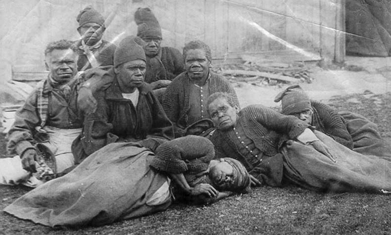 Тасман арлын уугуул оршин суугчдыг ан амьтадтай нь хамт үгүй хийсэн гашуун түүх