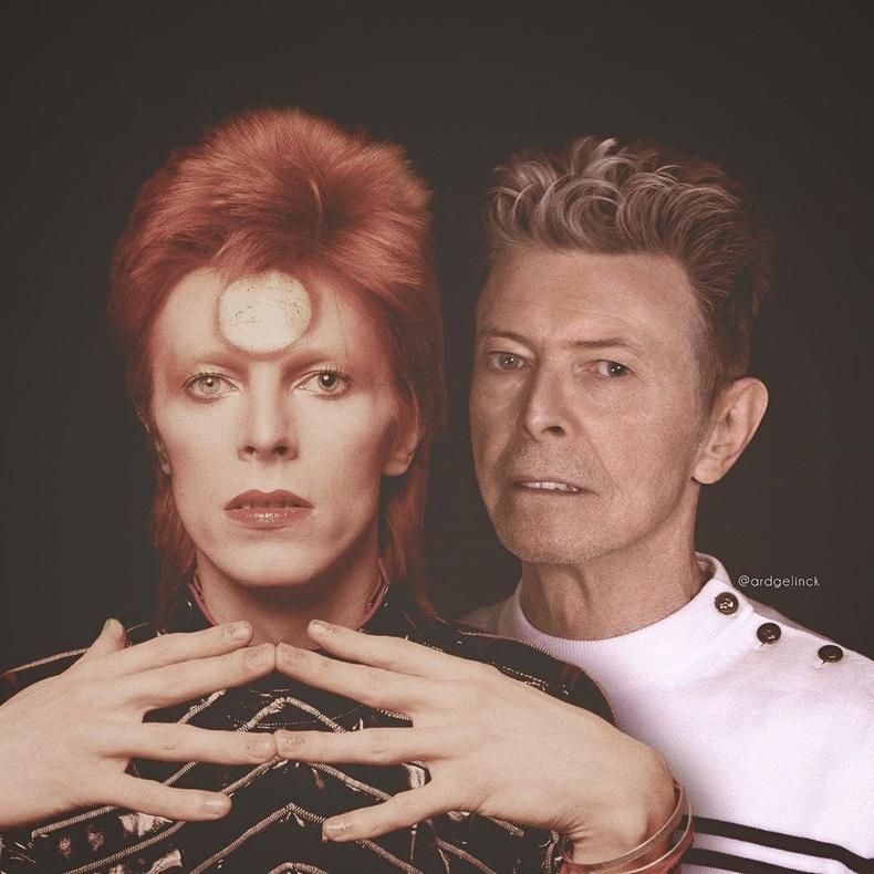Девид Боуи (David Bowie)