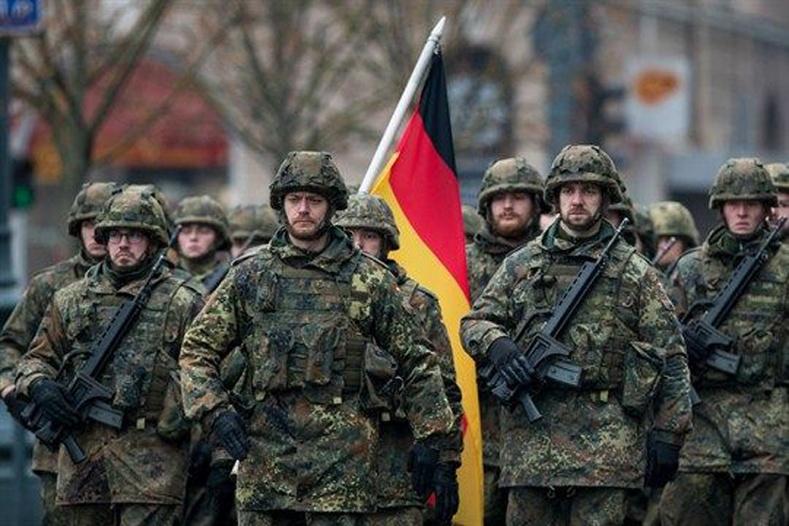 Германы армид цэргүүд хүний эрхэд халдаж болзошгүй аливаа тушаалыг биелүүлэхгүй байхыг зөвшөөрдөг